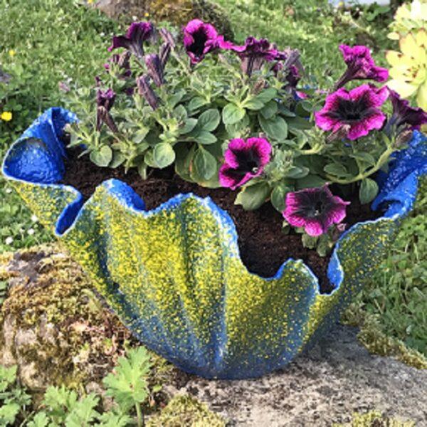 towel planter
